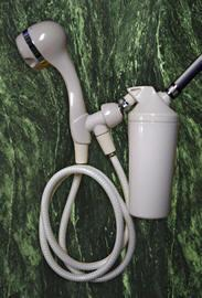 SHOWER WATER FILTER Systems by Longhairs Long & Growing®