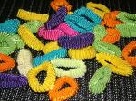 Hair Ties Endless Silky Rayon Medium by Longhairs® No-Metal